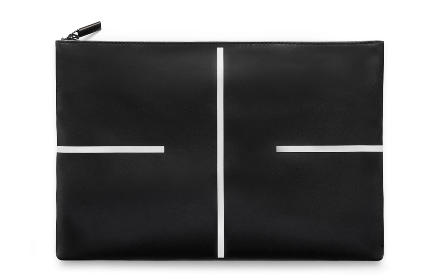 Synthetic Leather Pouch